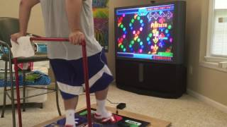 DDR Sessions (Road to DDR A) #8: DDRMAX 6th MIX JP PS2 -573 FULL COMBO MAX 300 AA-