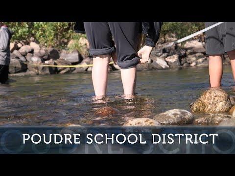 River Week at Cache La Poudre Middle School
