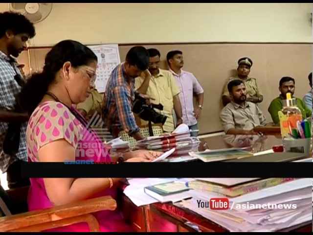 Again conflict between the principal and students of Maharaja's college Ernakulam