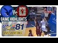 UAAP 81 MB: ADMU Vs. UP | Game Highlights | October 14, 2018
