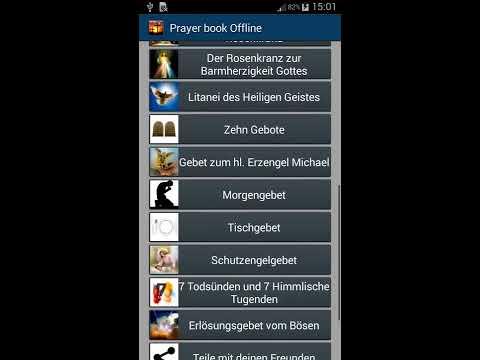 Prayer Book Offline Android App For Christians