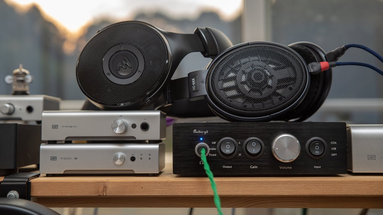 Audio-gd R2R 11 DAC/amp Detailed Review and comparisons with Schiit Audio Modi Multibit and Magni 3.