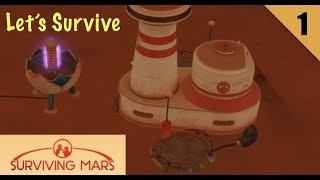 Surviving Mars (PS4) - LET