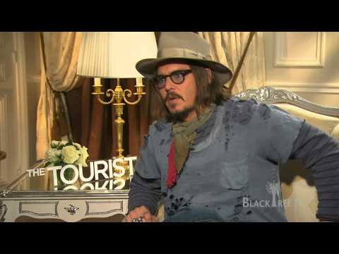 The Tourist - Johnny Depp talks about his 'first time'
