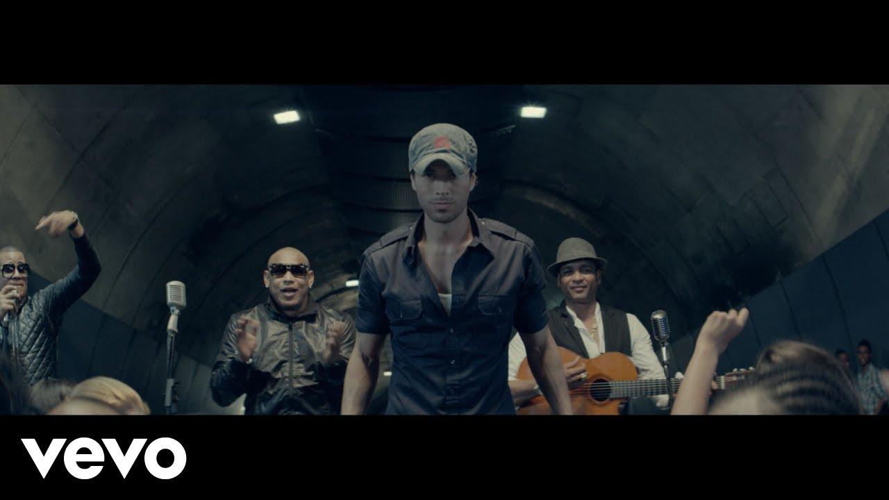 Enrique Iglesias  Bailando English Version ft Sean Paul Descemer Bueno Gente De Zona