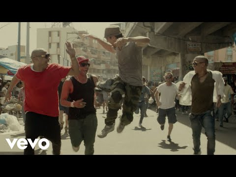 Enrique Iglesias ft. Sean Paul, Descemer Bueno, Gente De Zona (Official English Version) - Bailando