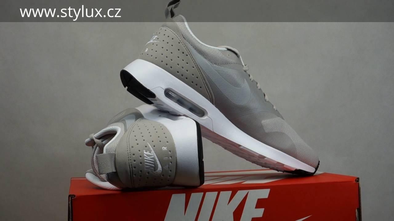 Pánské volnočasové boty NIKE AIR MAX TAVAS 705149 017