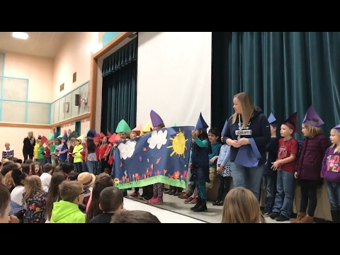 Martin Luther King Jr. School Assembly