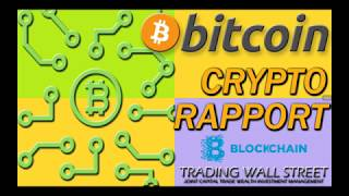 Bitcoin & Blockchain : Le Crypto Rapport du 18 AOÛT 2018.