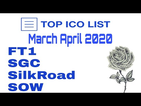 4 Coins To $1,000,000|Best ICO List |Top ICO 2020