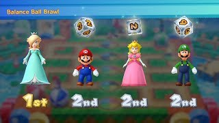 Mario Party 10 - Mario Party Mode - Mushroom Park #256 (Master Difficulty)