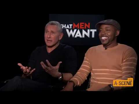 What Men Want Directors Will Packer, Adam Shankman Hilarious Interview About Movie