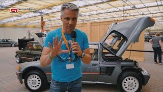 Youngtimer Event 2017: Retesnelle youngtimers