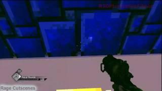 Rage Easter Egg: Wolfenstein 3D {Wolf Goblet}