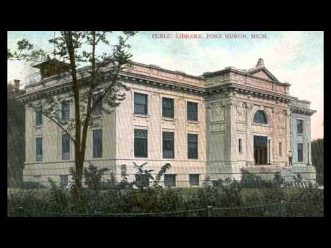 Moment in History Extra: Port Huron Museum Andrew Carnegie Center