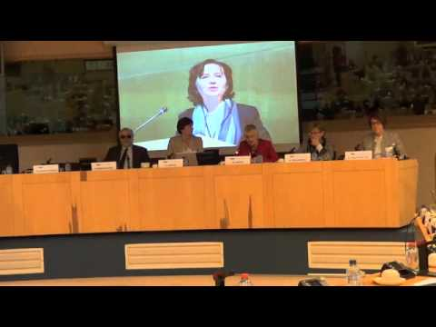 Yearbook of Disability Law launch and research colloquium in the European Parliament- Welcome