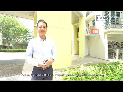 195B Punggol Road, 90sqm, 4-Room, Singapore HDB Property Sold by PropertyLimBrothers