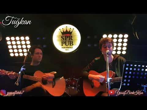 Tuğkan - Sevmekten Usanmam   @SPR Performance Hall Eskişehir 25.01.19
