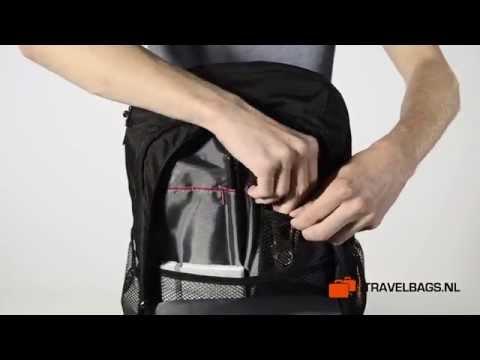 8df0997589c1d Samsonite GuardIT Laptop Backpack M - YouTube