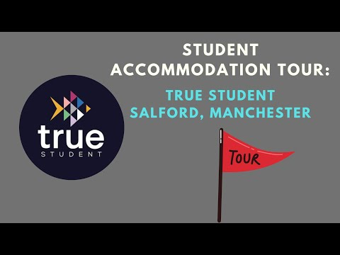 Student Accommodation Tour - Tue Student Salford - Student Accommodation