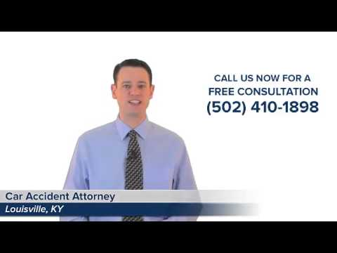 Louisville Car Accident Attorney (502) 410-1898 - Kentucky Auto Accident Lawyer