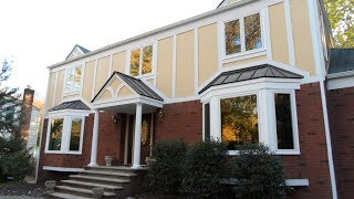 Bay Window Roof Canopy at Home Ideas