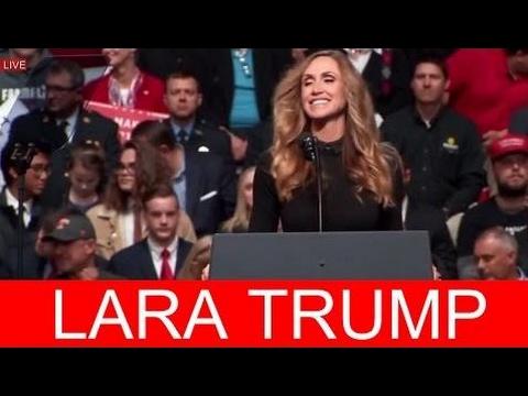 AMAZING: LARA TRUMP SPEECH at President Donald Trump Rally in Nashville, Tennessee