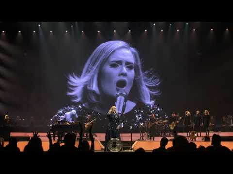 Adele - One and Only - Live - KeyArena, Seattle (26/07/2016)