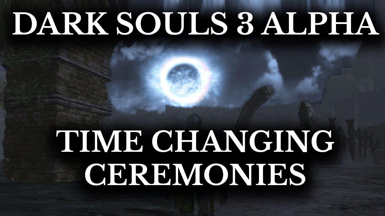 В Dark Souls 3 можно было изменять время суток и погоду. Найден новый вырезанный контент — видео