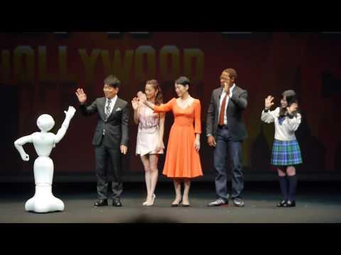 http://buzzap.jp/news/20140605-softbank-pepper/ ソフトバンクが感情・心を持ったロボット「pepper」を開発 | BUZZAP!(バザップ!)