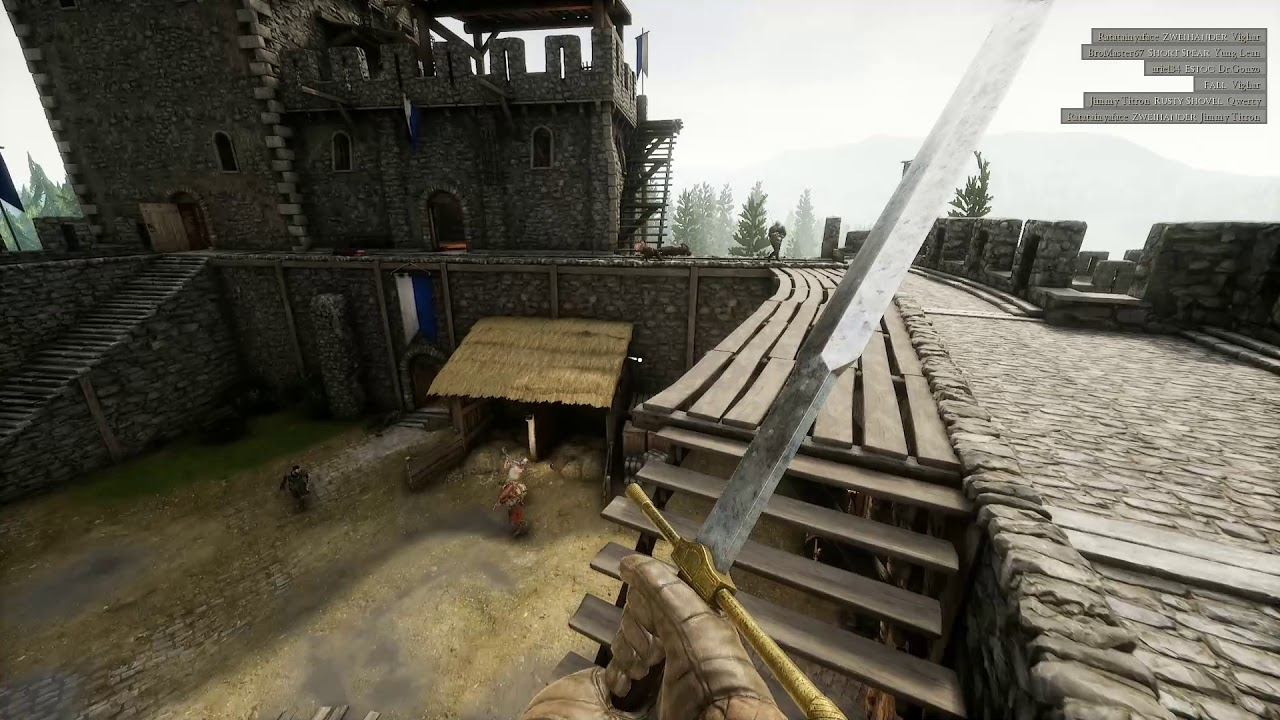 Stuttering and Freezing Issues - Mordhau com Forums