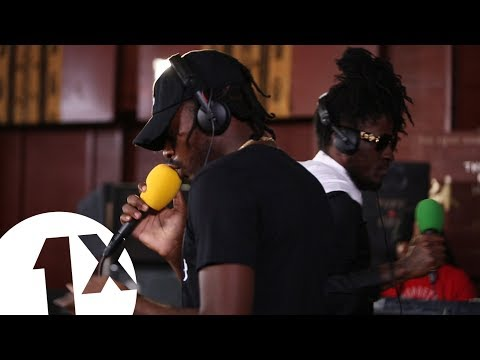 1Xtra in Jamaica - Aidonia & Govana - Breeze live for 1Xtra in Jamaica