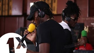 1Xtra in Jamaica - Aidonia & Govana - Breeze