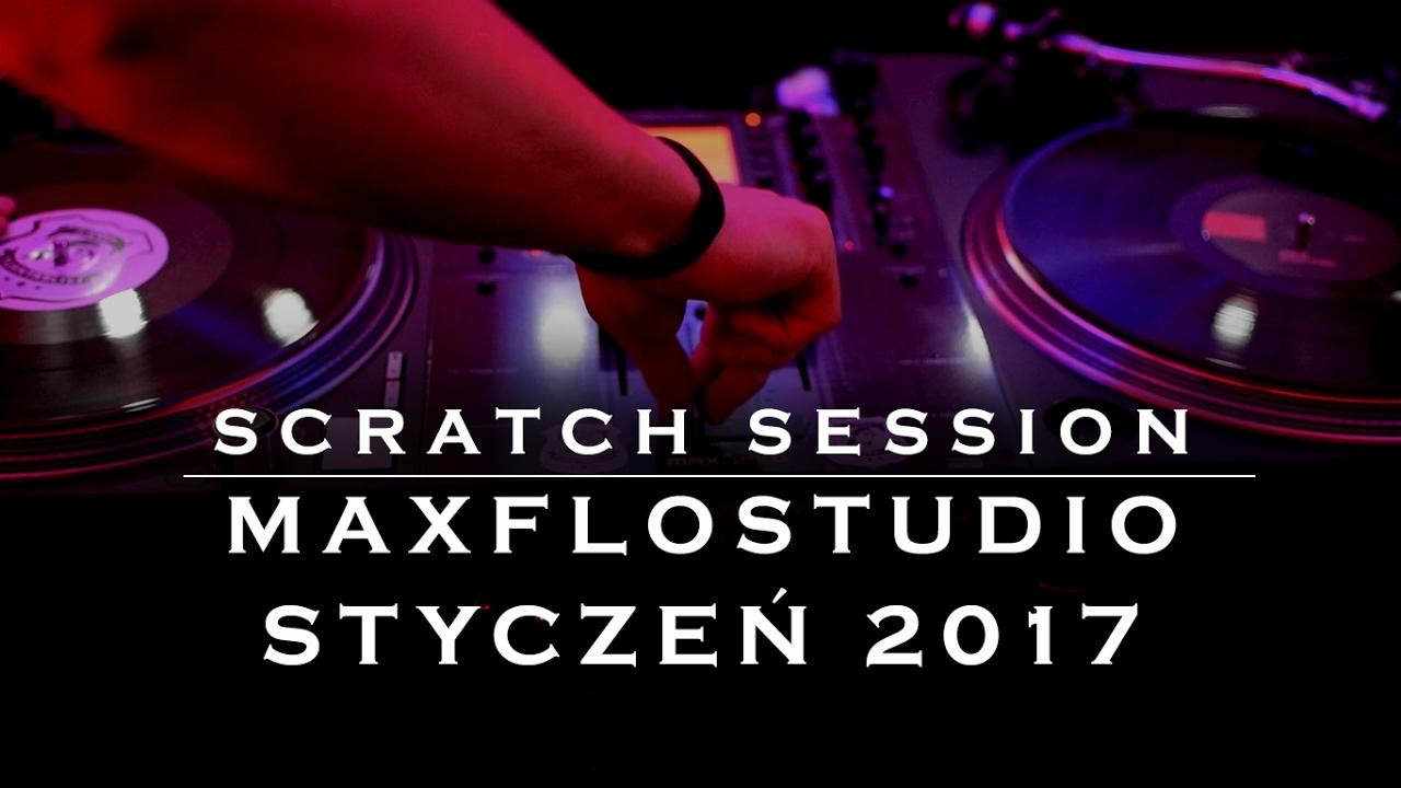 MaxFloStudio - Scratch session #1