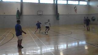 Armadale Centre Sick Kids 6-aside tournament...2013....Rangers v Celtic..