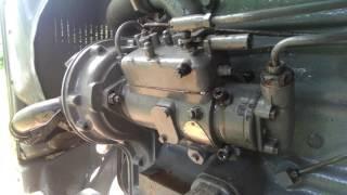 Problème pompe injection rotodiesel perkins A3.152 suite 2