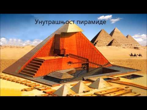 Egipat - Velika piramida, Faraoni, Bogovi