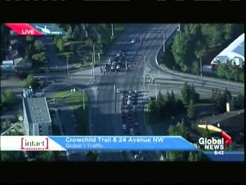 Global Calgary Intact Insurance Tag