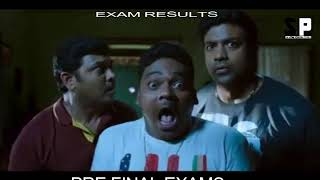 [REACTION] EXAM RESULTS IN COLLEGE - FUNNY VIDEO IN TELUGU | SUNDANCE PRODUCTIONS