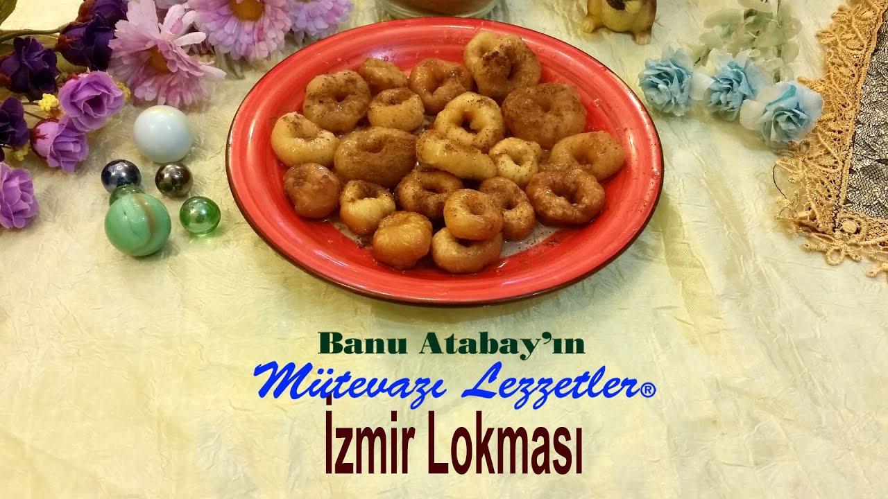 İzmir Lokması Tarifi