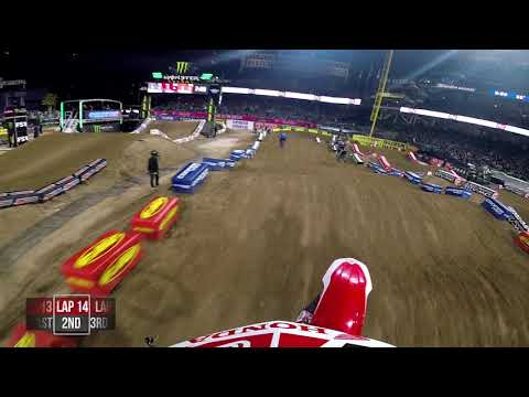 GoPro: Cole Seely Main Event 2018 Monster Energy Supercross from San Diego