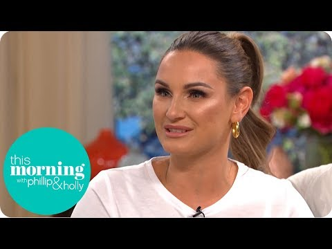 How Sam Faiers Adjusted to Mothering in the Spotlight | This Morning