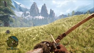 Far Cry Primal - Open World Free Roam Gameplay (PC HD) [1080p60FPS]