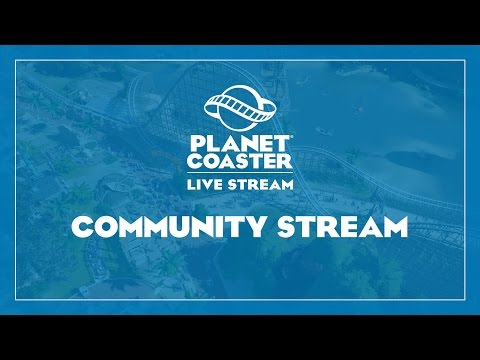 Planet Coaster - PlanEd Boster (plus PlanCoCheatDay!)