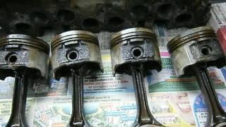 видео Замена двигателя Дачия