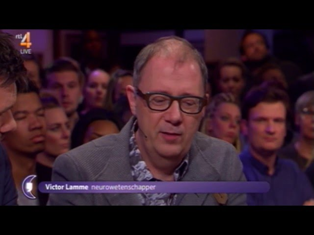 Victor Lamme Maatschappelijk Debat