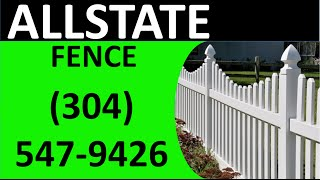 Fence|contractors|moundsville Wv|installers|vinyl|fencing|26059