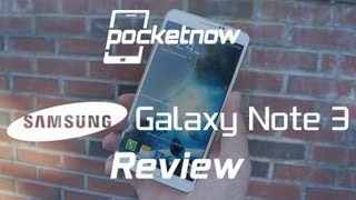 Galaxy Note 3 Review | Pocketnow