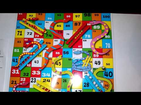 Snake & Ladders Classic Game Review For $1