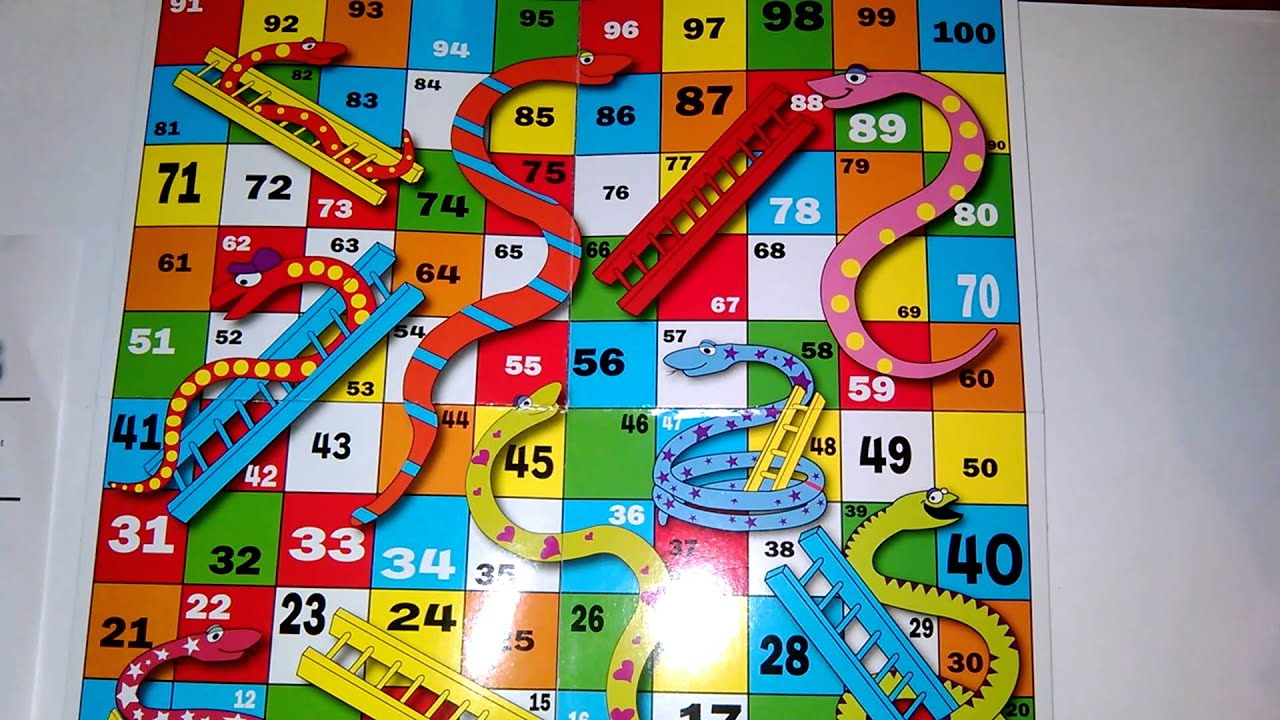 Snakes and Ladders • Free Online Games at PrimaryGames